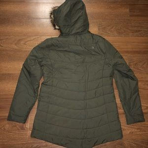 2332f1fd8 The North Face HARWAY INSULATED PARKA